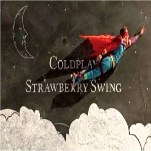 Download cold play strawberry swing rock sheet music pdf