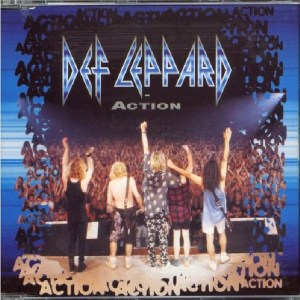 Download def leppard action rock sheet music pdf