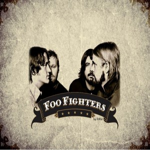 Download foo fighters all my life rock sheet music pdf