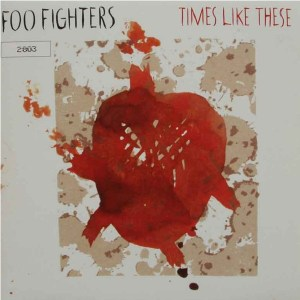 Download foo fighters times like this rock sheet music pdf