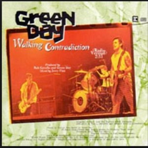 Download green day walking contradiction rock sheet music pdf