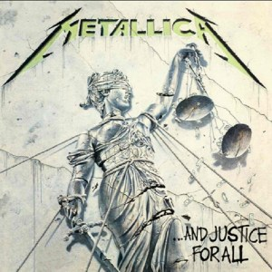 Download metallica and justice for all rock sheet music pdf