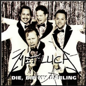 Download metallica die die my darling rock sheet music pdf
