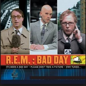 Download rem the bad day rock sheet music pdf