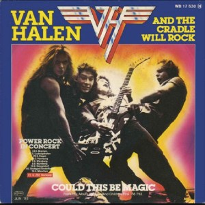Download van halen and the cradle will rock rock sheet music pdf