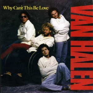 Download van halen why cant this be love rock sheet music pdf