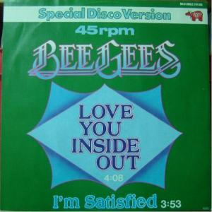 Download bee gees love you inside out rock sheet music pdf