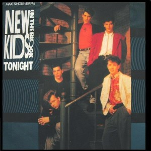 Download new kids on the block tonight rock sheet music pdf