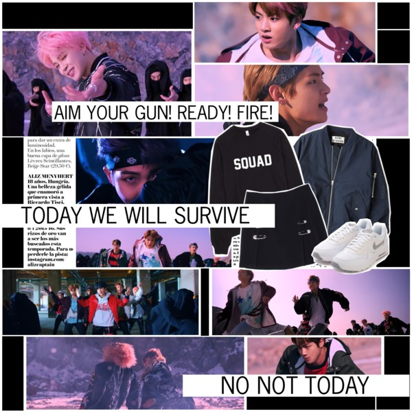 Download BTS Not Today sheet music free