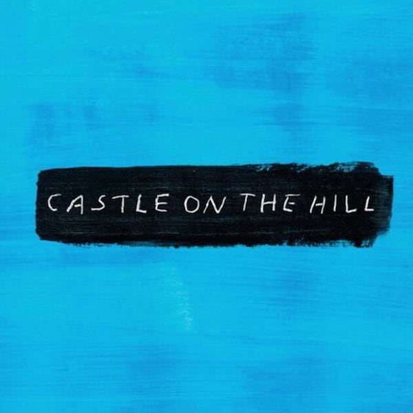 Download Ed Sheeran Castle On The Hill sheet music free