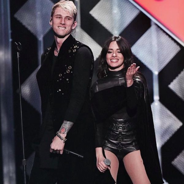 Download Machine Gun Kelly ft. Camila Cabello Bad Things sheet music free
