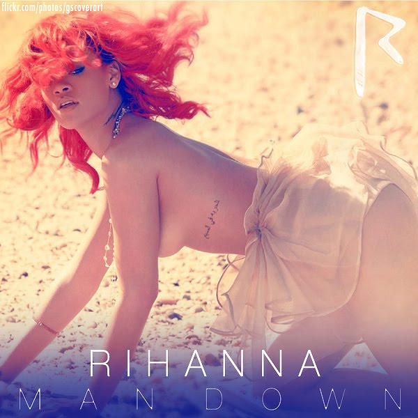 Download Rihanna Man Down sheet music free