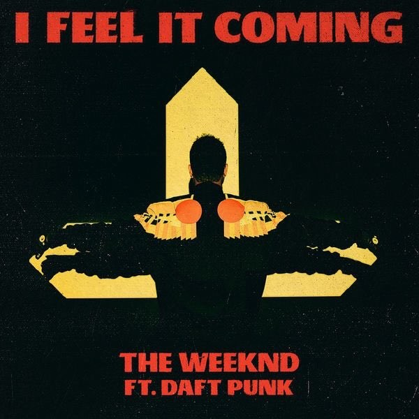 Download The Weeknd Featuring Daft Punk I Feel It Coming sheet music free