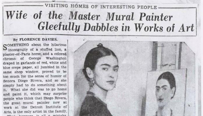 Freda Kahlo