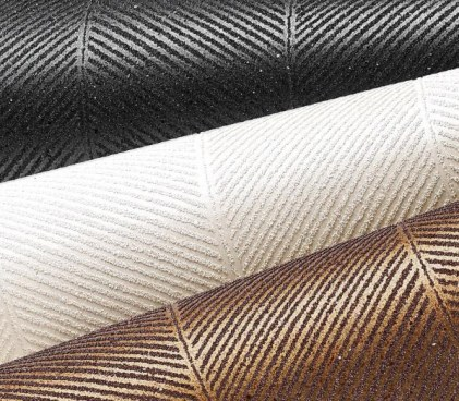 Applied Surface Textured Paper