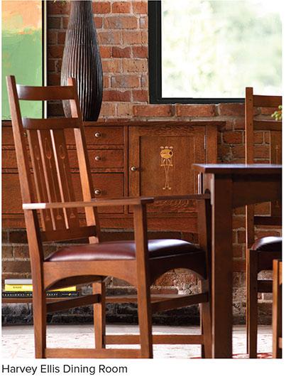 Harvey Ellis Dining Room