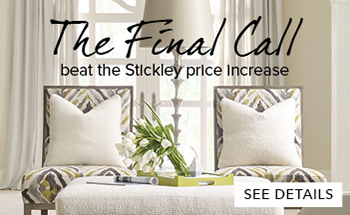 Stickley Sale - The Final Call