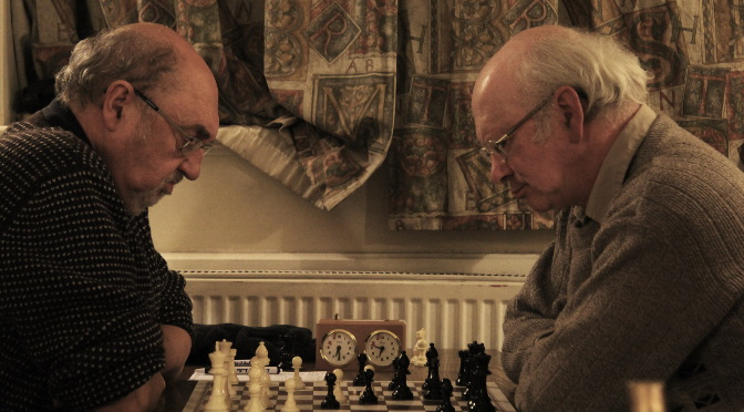 Geoff Frost (Nomads B) v Steve Mann (Rotherham A)