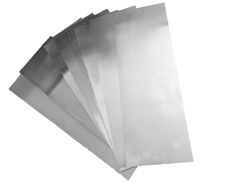 Stainless Steel Shims - Shim Packs for precision engineering applications