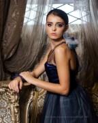 Model: Averey Clothing Designer: Seamingly Sisters; Venue: Boutique Home Loft