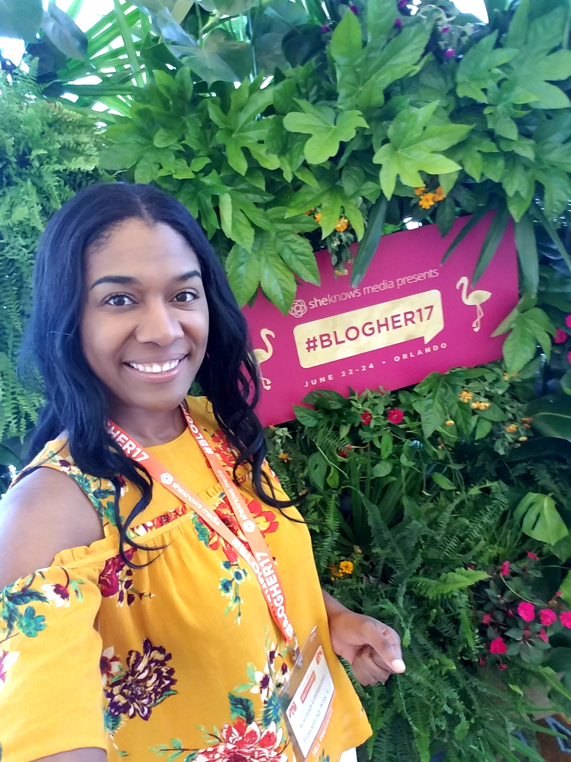 BlogHer17 Conference in Orlando Florida