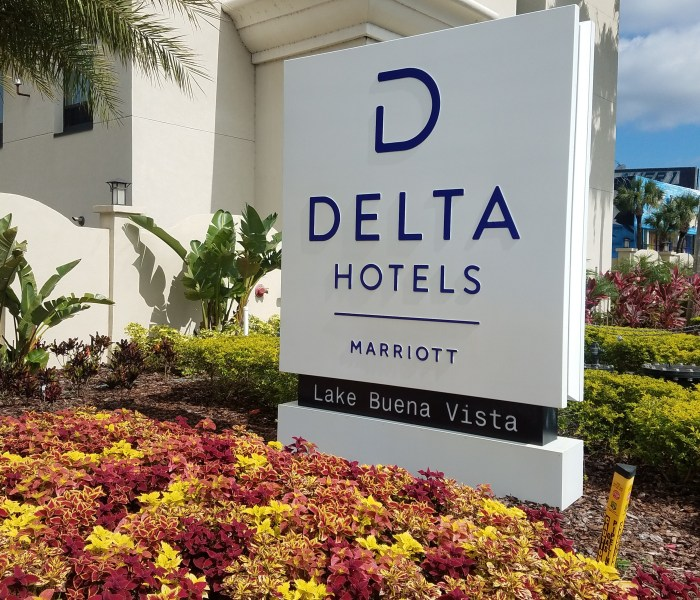 Great Hotel in Orlando – Delta Hotel by Marriott