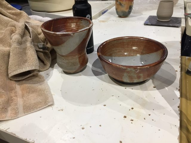Pots that I made
