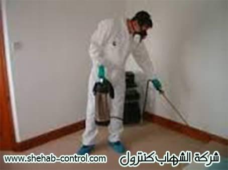 شركة رش مبيدات بالخرج