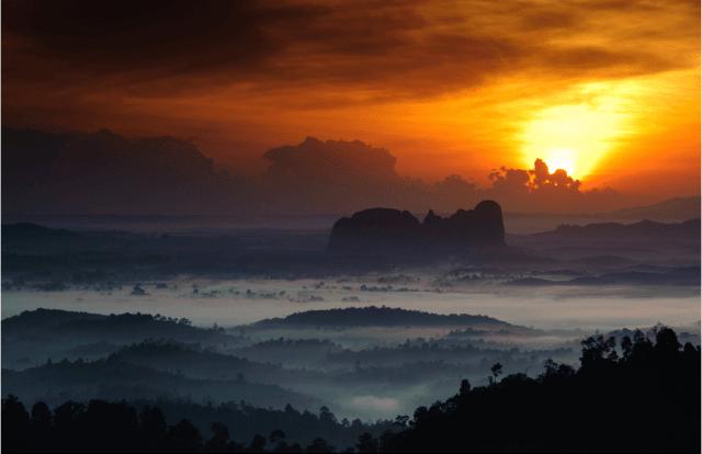 xcape-resort-sungai-lembing-bukit-panorama