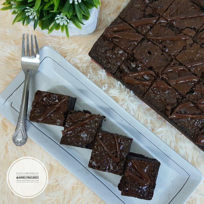 nutella-brownies-sedap-ampang-bangsar-dutamas