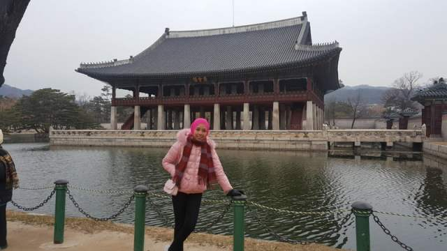 KOREA TRIP GYEONGBOKGUNG PALACE, LOVE LOCKS N SEOUL TOWER, NAMDAEMUN MARKET, MYEONG-DONG (261)