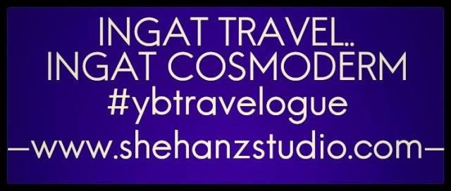 INGAT TRAVEL, INGAT COSMODERM : SET UMRAH HAJI COSMODERM