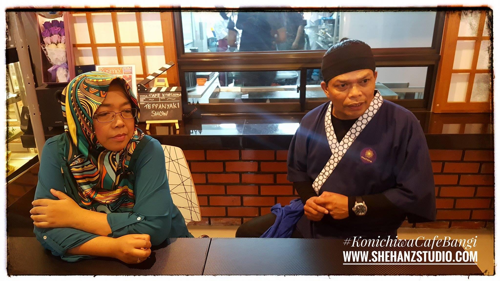 RESTORAN MAKANAN JEPUN HALAL DI BANGI - KONICHIWA CAFE (13)