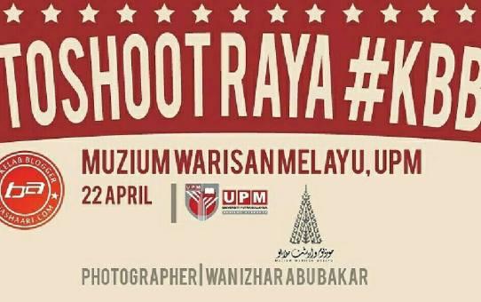 PHOTOSHOOT RAYA KBBA9 2017 | GEMPAK GILER!