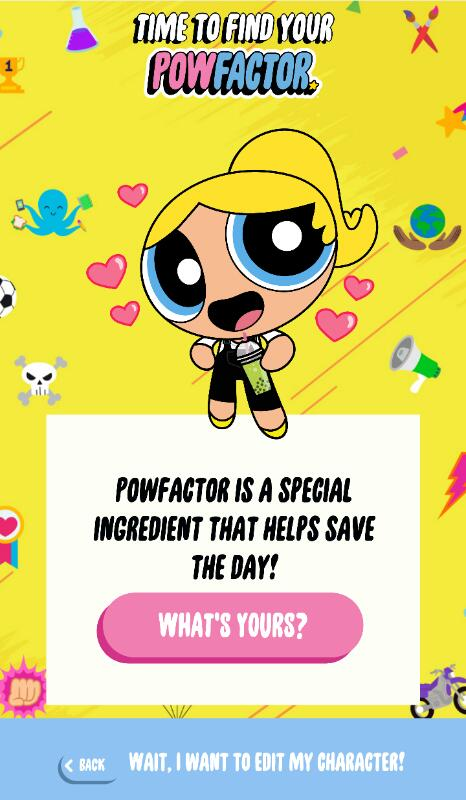 WHAT IS YOUR POWFACTOR ADIK-ADIK YANG MINAT POWERPUFF GIRL PATUT CUBA NI! (2)