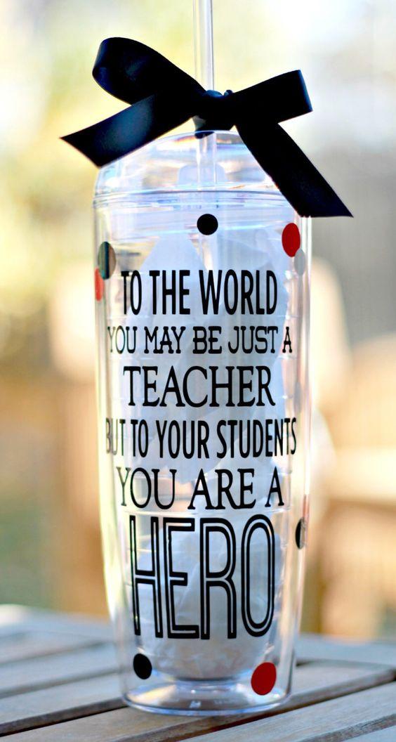 idea hadiah hari guru 2017 - mug