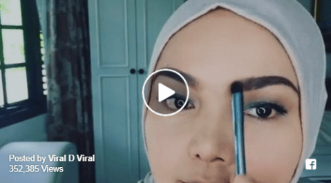 DATO CT BUAT MAKEUP TUTORIAL