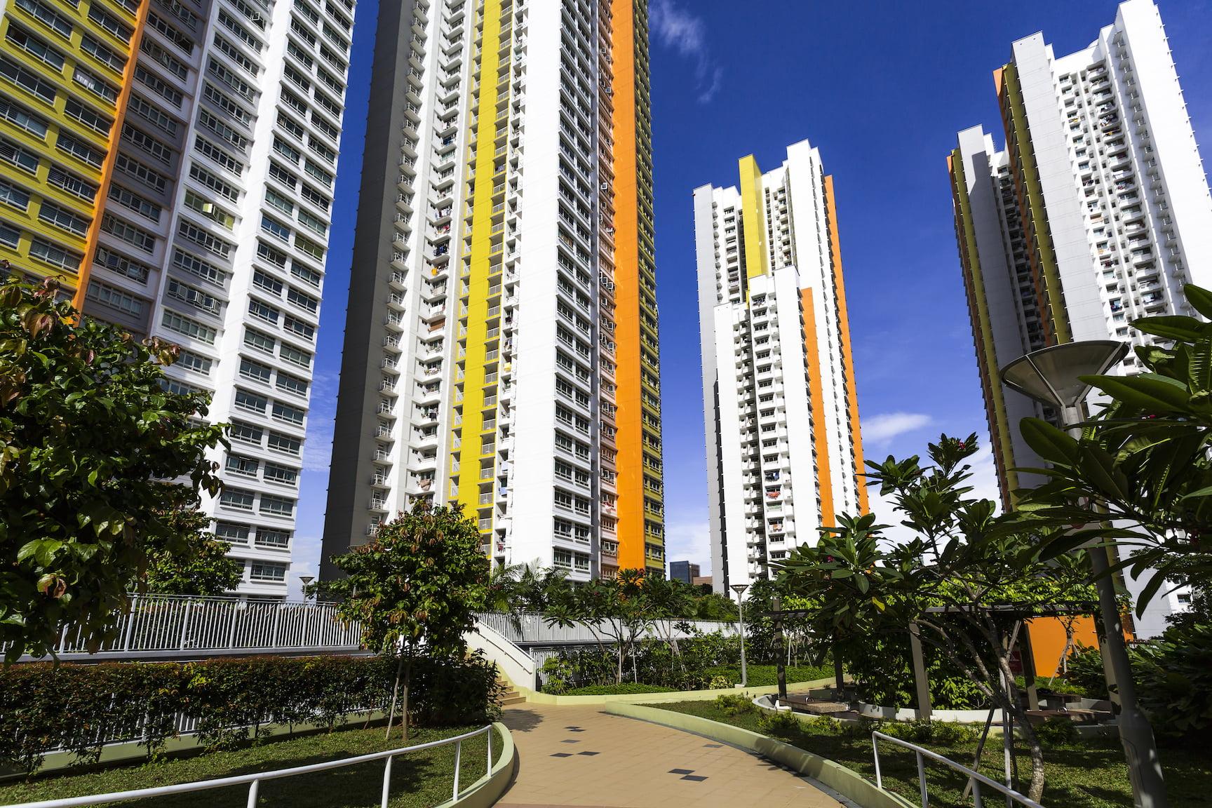 Reasons for choosing a new HDB flat over an old HDB flat 1