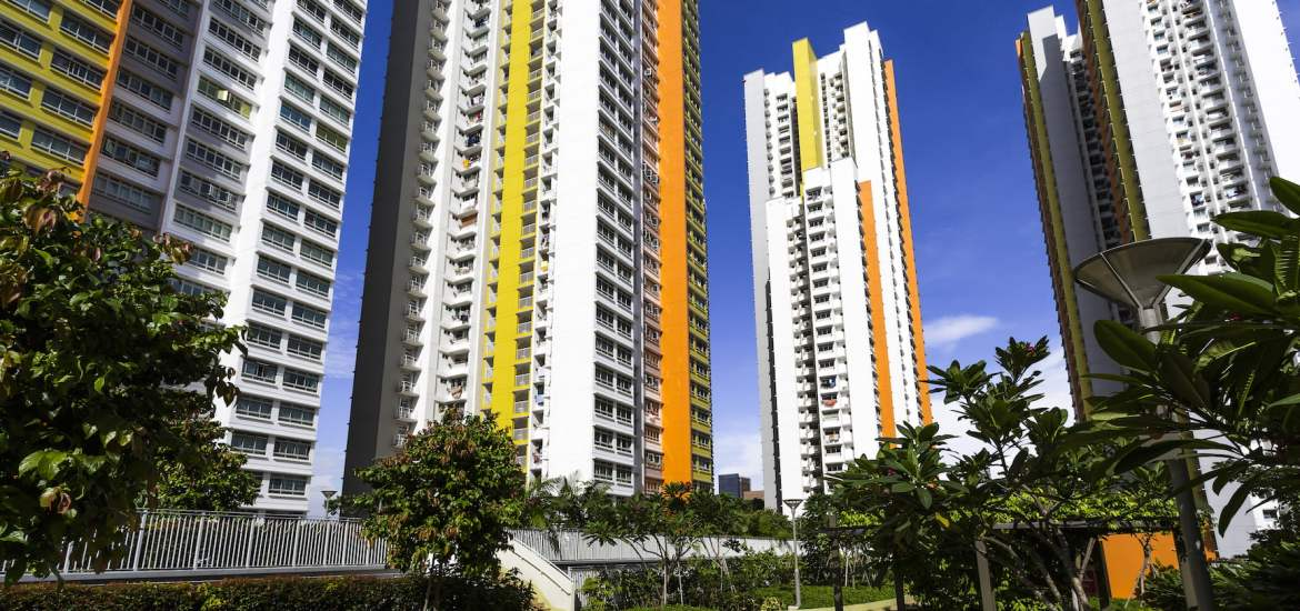 Reasons for choosing a new HDB flat over an old HDB flat 1