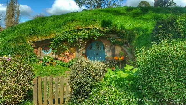 KEMBARA KBBA9 COSMODERM - IKHLAS TOURS KE NEW ZEALAND HOBBITON MOVIE SET, MATAMATA (30)