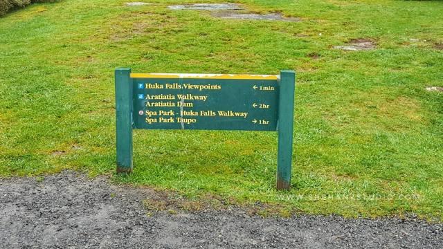 KEMBARA #KBBA9 COSMODERM – IKHLAS TOURS KE NEW ZEALAND HUKA FALLS, TAUPO.. KAMI DATANG (PART 6) (15)