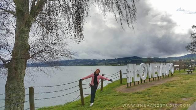 KEMBARA #KBBA9 COSMODERM – IKHLAS TOURS KE NEW ZEALAND HUKA FALLS, TAUPO.. KAMI DATANG (PART 6) (9)
