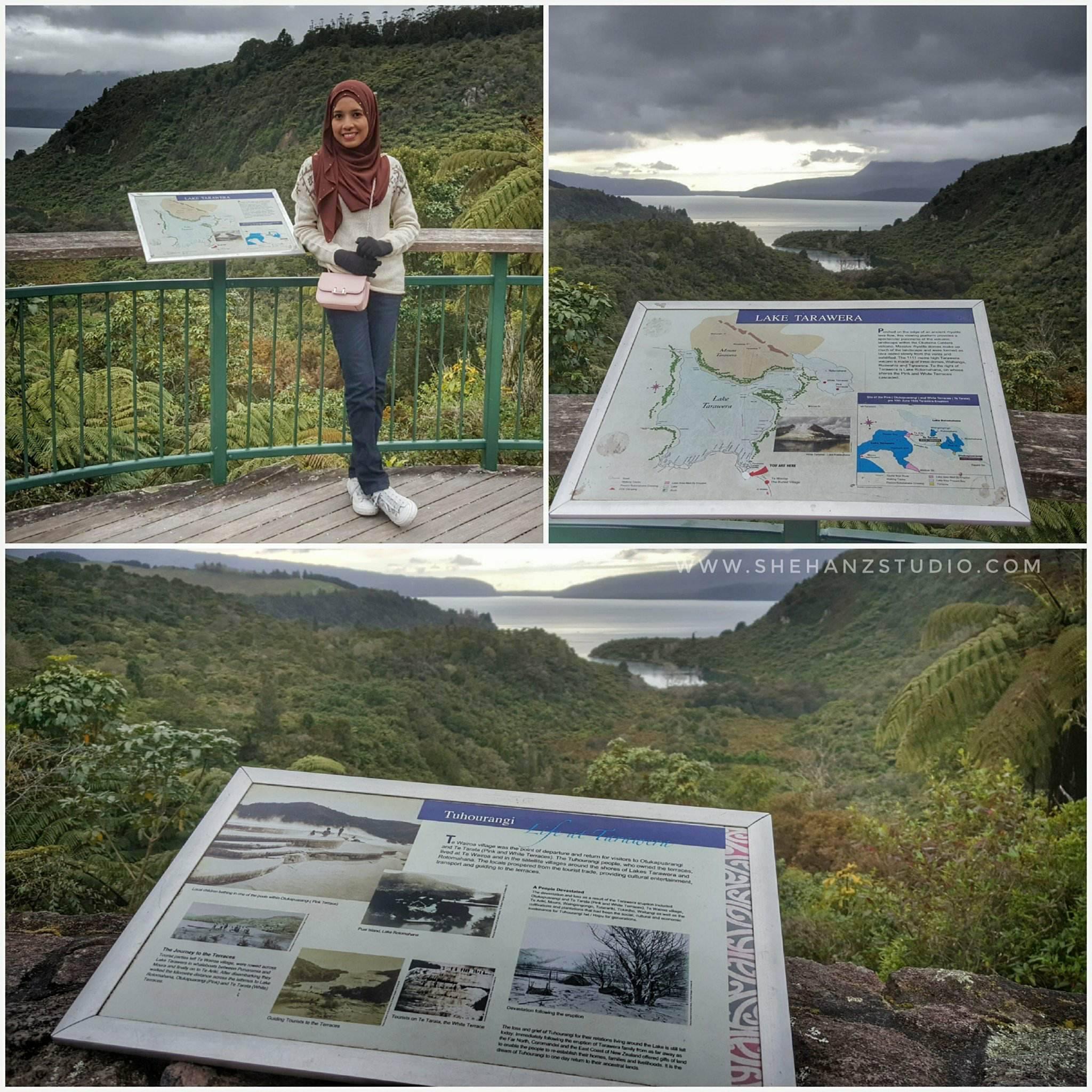KEMBARA #KBBA9 COSMODERM - IKHLAS TOURS KE NEW ZEALAND BLUE LAKE, TARAWERA, AGRODOME AT ROTORUA (SPRING TIME) (PART 5) (14)