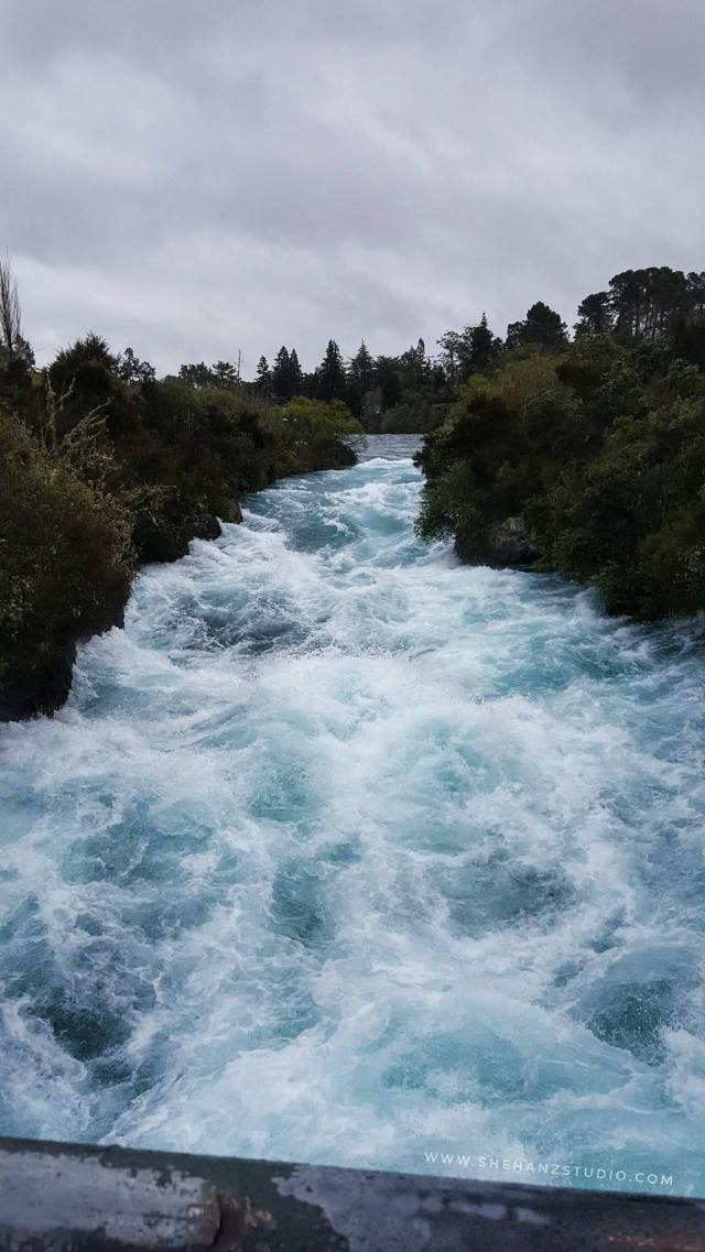 KEMBARA #KBBA9 COSMODERM - IKHLAS TOURS KE NEW ZEALAND BLUE LAKE, TARAWERA, AGRODOME AT ROTORUA (SPRING TIME) (PART 5) (18)