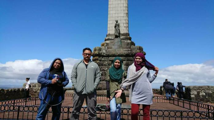 KEMBARA #KBBA9 COSMODERM – IKHLAS TOURS KE NEW ZEALAND - WHAKAPAPA SKIFIELD - WESTERN SPRINGS - CORNWALL PARK - ONE TREE HILL (PART 7) (44)