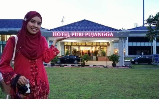 'MEMORI STUDIO JALAN AMPAS' DI HOTEL PURI PUJANGGA UKM RAMADHAN INI..