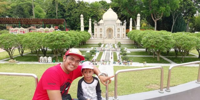 ANNUAL PASS LEGOLAND FAMILY DAY KBBA9 2018 (000)