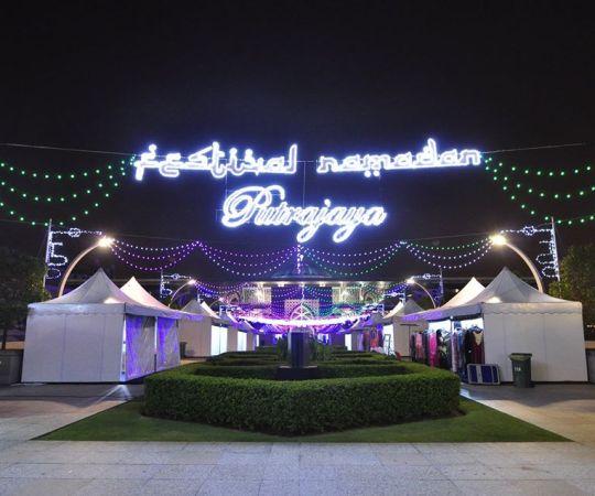 SHOPPING RAYA!! — FESTIVAL RAMADAN PUTRAJAYA 2018