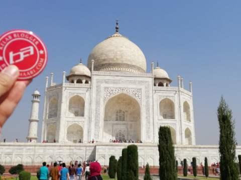 TRIP INDIA CANTIKNYA TAJ MAHAL (217)