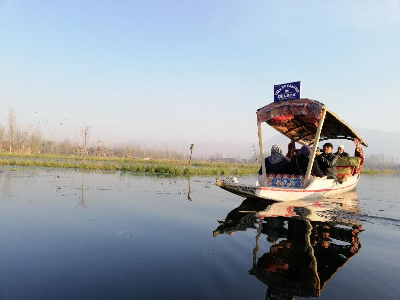 TRIP INDIA - MATAHARI TERBIT DI KASHMIR & PERJALANAN KE AGRA, DELHI (EPISODE 6) (123)